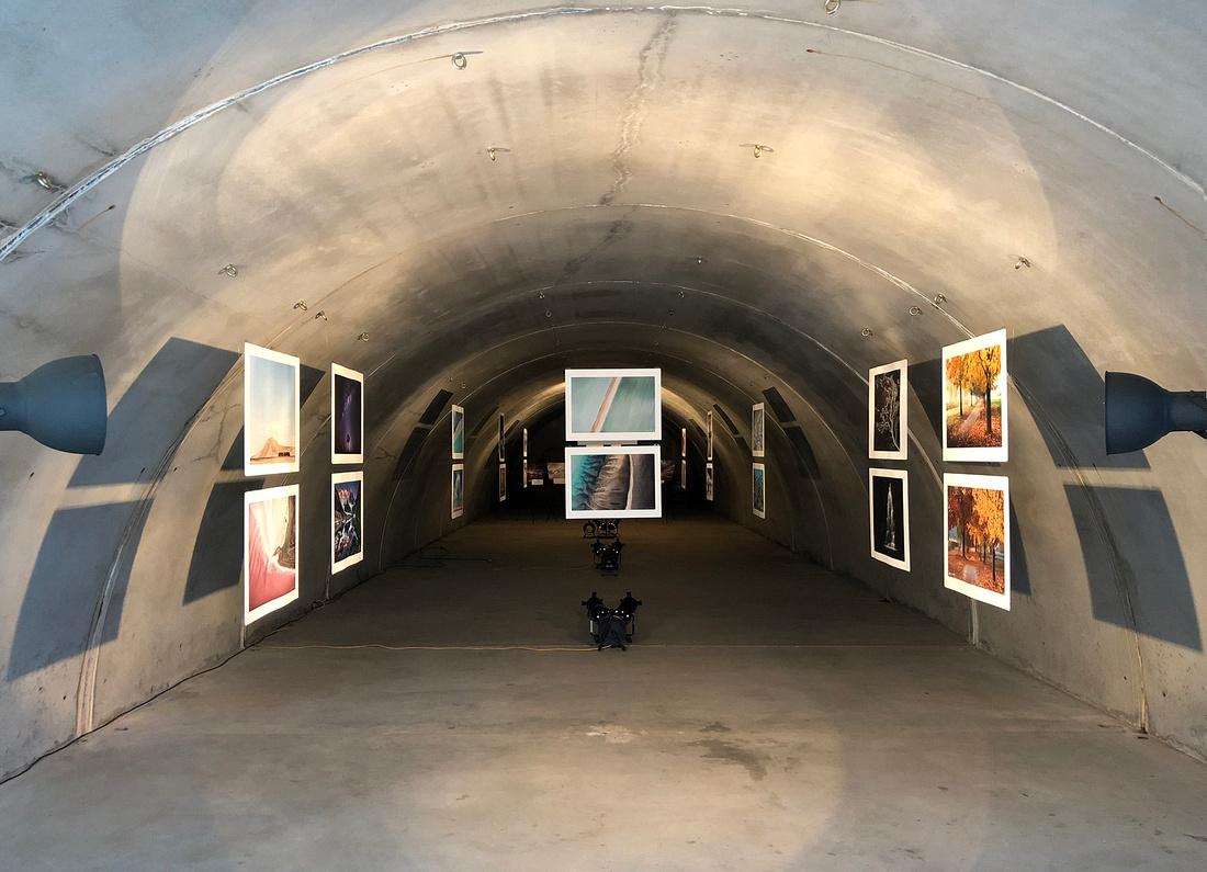 Mieke Boynton Photography Exhibition at Boynton's Feathertop Winery