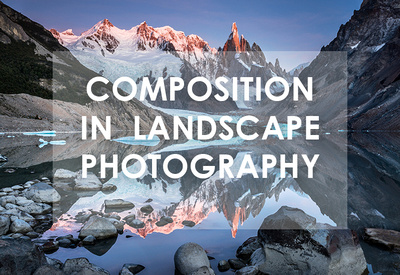 Composition in Landscape Photography - online workshop with Mieke Boynton