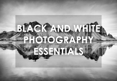 Black and White Photography Essentials - online workshop with Mieke Boynton